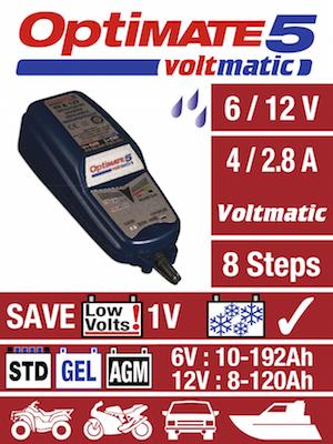 Optimate 5 Voltmatic