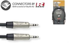 1M/3Ft Audio Mini St.Plug Dlx