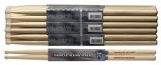 1Pr.Hickory Stick-Wood/Lat.Jaz