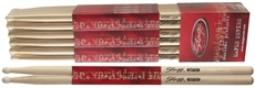 1Pr.Maple Sticks-Nylon Tip/7An
