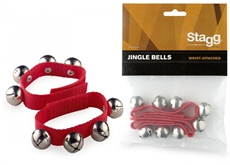 2 Small wrist bell w/4 Bells RD