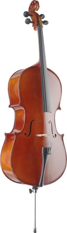 4/4 Cello+Carrying Bag