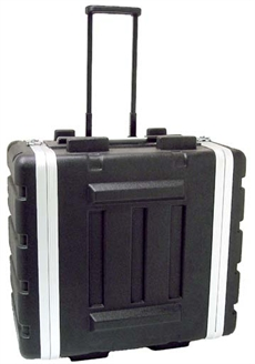 "4U/19"" Rack Abs Caddy-Case U"