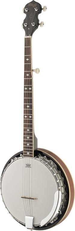 5-Str Banjo-30 Hooks-Metal Pot