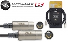 5M/16Ft Midi Cable Dinm Dlx