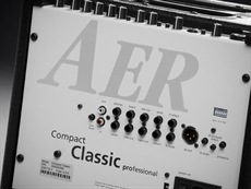 AER Compact Classic Pro inkl skyddsbag