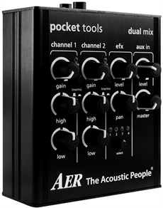 AER Pocket Tools PTDM Dual Mix