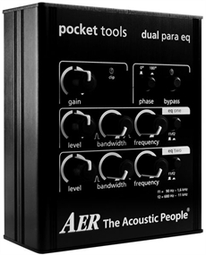 AER Pocket Tools PTEQ Para EQ
