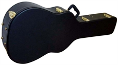 Basic Western Guitar Case-Blck