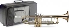 Bb Pro Trumpet+Soft Case