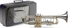 Bb Pro Trumpet+Stcase,Cupronic