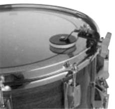 External Tone Control - Round