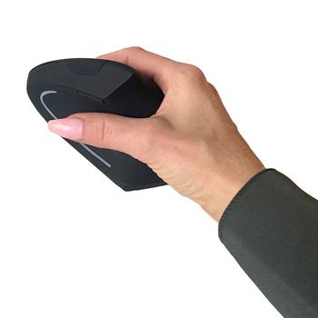 Ergonomisk trådlös mus