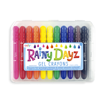 Rainy Days gel Crayons