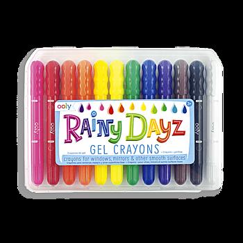 Rainy Days gel Crayons