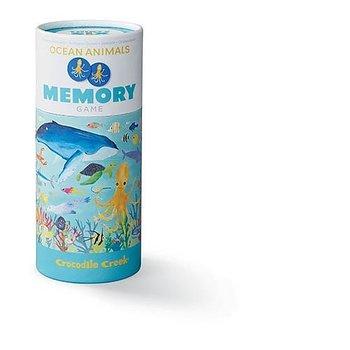 Memory, Havets Djur 36par