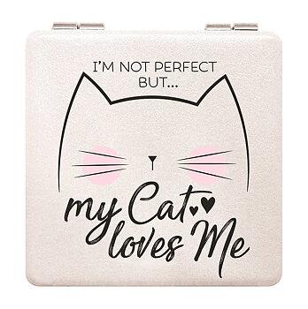 Fickspegel, Katt