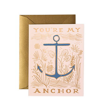 My Anchor Card
