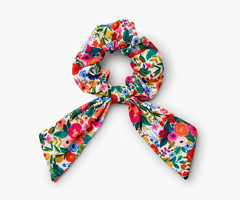 Garden Party Scrunchie