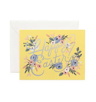 Sunshine Easter kort med kuvert