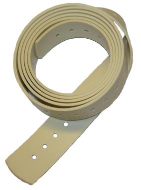 EKG-gummiband 135 x 3 cm