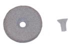 Plastsskruv t. Elektrod-platta