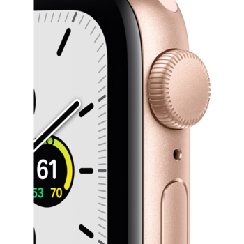 Apple Watch SE 40mm Aluminium Pink Sand