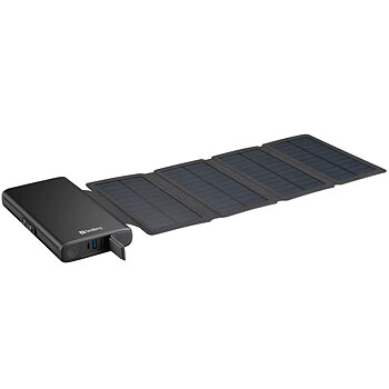 Sandberg Solar 4-Panel Powerbank 25000