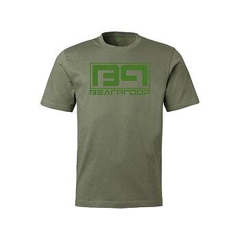 Bearproof T-Shirt Grön/Oliv