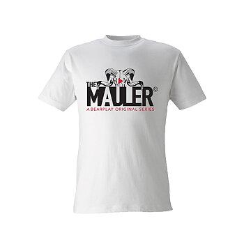 Mauler T-Shirt Vit