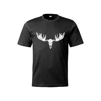 Angry Moose T-Shirt Svart