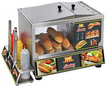 Hot Dog Station Street Food