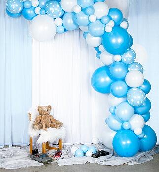 Kit Ballongbåge - Baby Blå