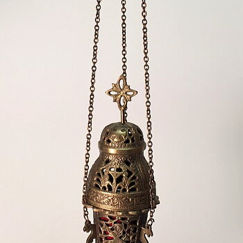 Large Church Hanging Censer
