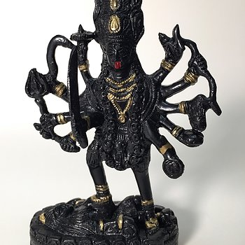 Brass Statue of Kali