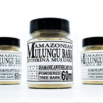 Mulungu (Erythrina mulungu) - Bark