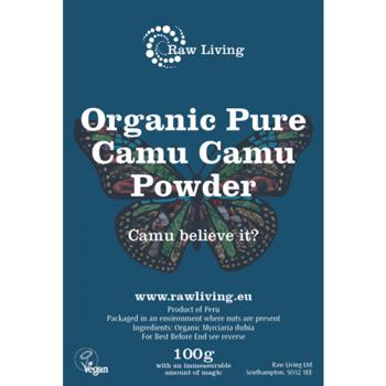 Camu Camu Powder (Myrciaria dubia) - Organic & RAW 100g