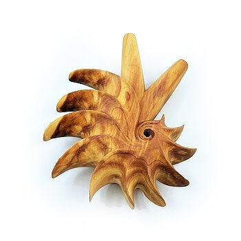 Fibonacci Kuripe - Cemara Wood