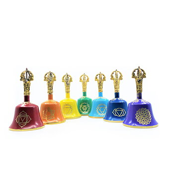 Tibetan Chakra Bells