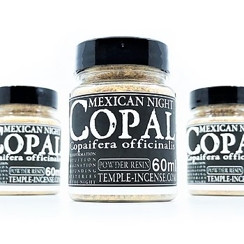 Black Copal (Copaifera officinalis)