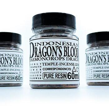 Dragon's blood (Daemonorops draco)