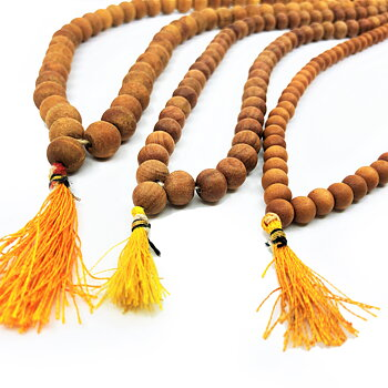 Mala Rosary in Sandelwood