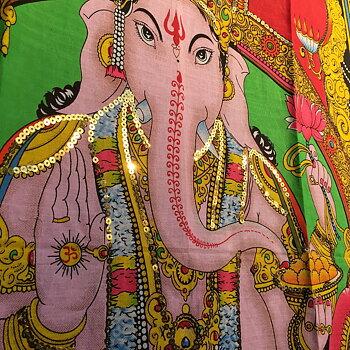 Ganesh Tapestry