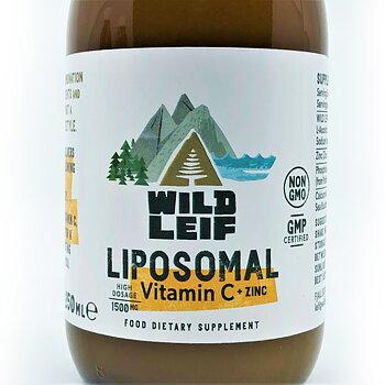 Liposomal Vitamin C + zinc