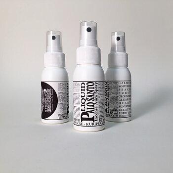 Liquid Palo Santo - Incense Aura Spray