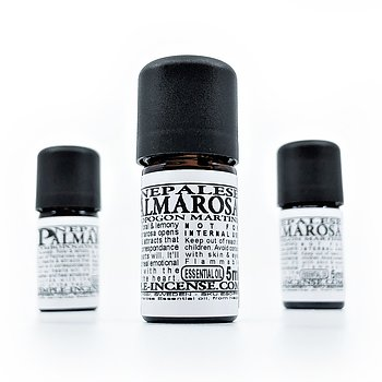 Palmarosa (Cymbopogon martinii) - Essential Oil 5ml