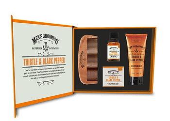 The Scottish Fine Soaps Co. Soaps Face & Beard Care Kit