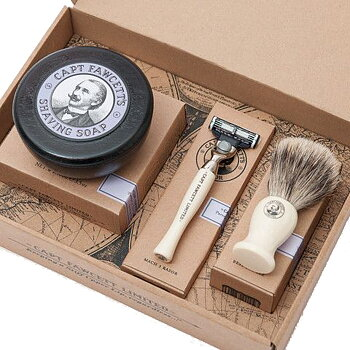 Captain Fawcett Shaving Gift Set