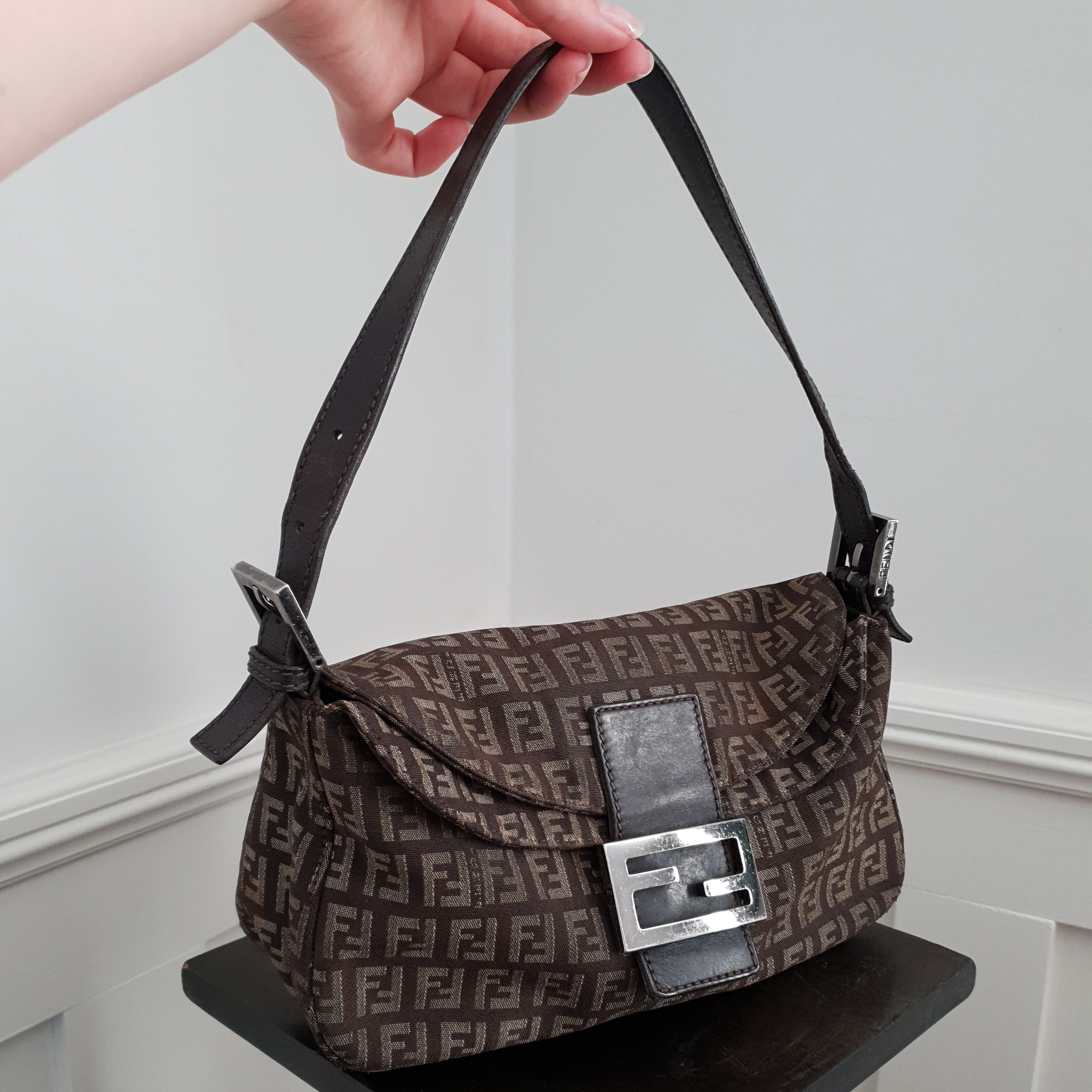 FENDI zucchino baguette VINTAGE by Ebba
