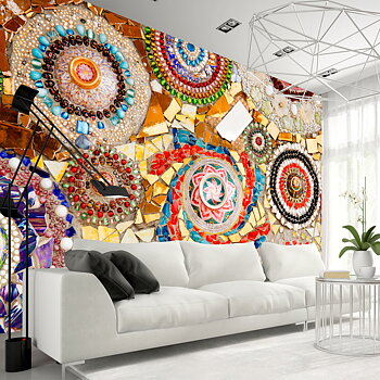 Fototapet - Moroccan Mosaic